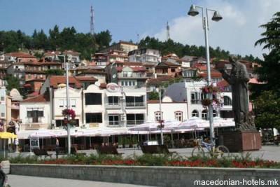 Villa Mesokastro - Ohrid