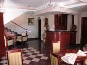 Reception and lobby