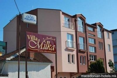 Villa Milka - Ohrid