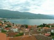 Villa Ohrid view