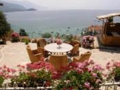 View of Ohrid lake
