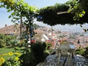 Villa Saraj view