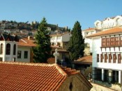 View from Sveta Sofija villa