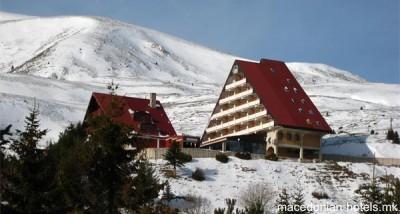 Hotel Slavija - Popova Sapka