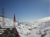 Поглед на скијачките терени