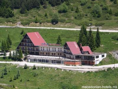 Hotel Teteks - Popova Sapka