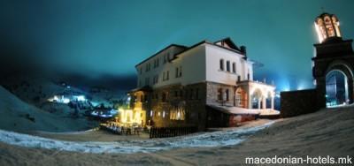 Mountain house Konak - Popova Sapka