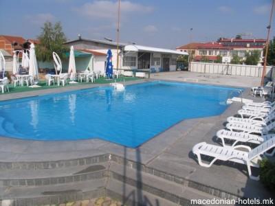 Hotel Sonce GA - Prilep