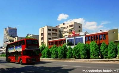 BH Hotel Hamburg - Skopje