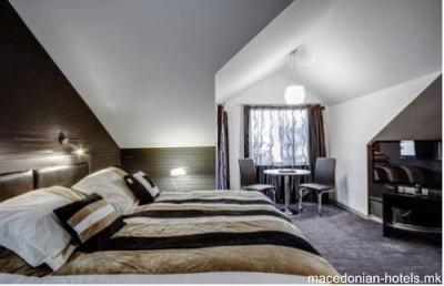 F Hotel - Skopje
