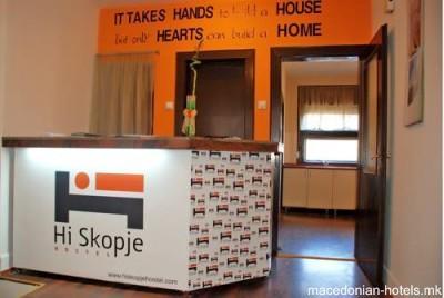 Hi Skopje Hostel - Skopje