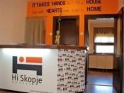 Хај Скопје хостел