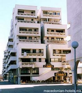 Hotel Brams - Skopje