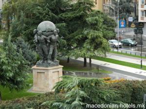 Hotel City Central International - Skopje