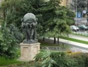 View of Zena Borec park