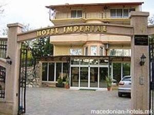 Hotel Imperial - Skopje
