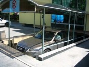 Паркинг гаража