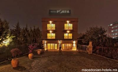 Hotel Portal - Skopje
