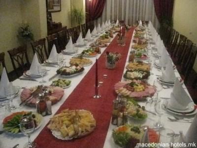 Hotel Restaurant Nais - Skopje