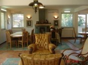 Lobby und restaurant