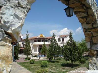 Hotel Vergina - Skopje