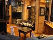 Infinity: living room