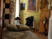 Инфинити: спална соба