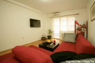 Main Square Apartments - Public room Anja - Skopje