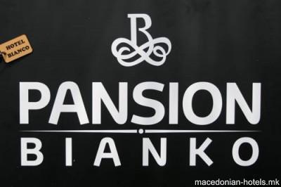Pansion Bianko - Anja - Skopje