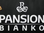 Pansion Bianko - Anja