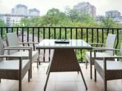 Satelite Apartments - Public Room