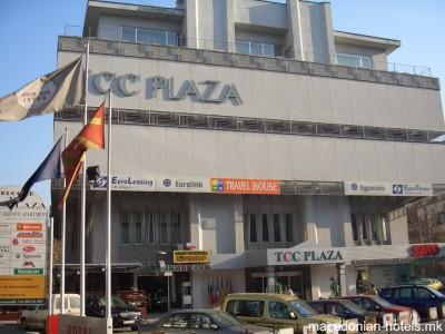 TCC Hotel Plaza - Skopje