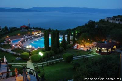 Hotel Makpetrol - Struga