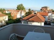 Blick nach Ohrid-See