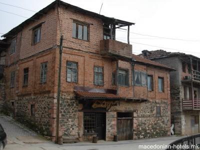 Pansion Kutmicevica - Struga