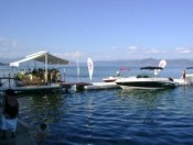 Lake terrace