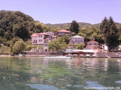 Villa Restaurant Marij Blazh - Struga